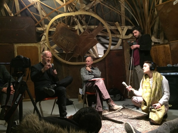 on diasappointment-a conversation in the beast with Simon Critchley and Bart Schultz