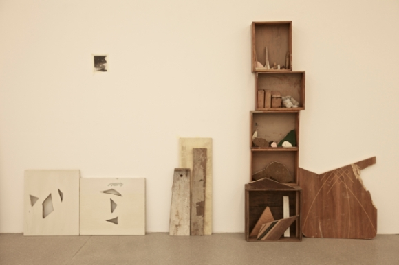 drawers wall